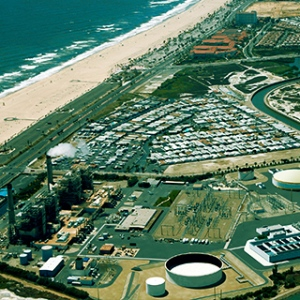 Huntington Beach desalination plant. Courtesy of Poseidonwater.com